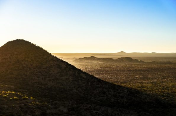 Namibian drive