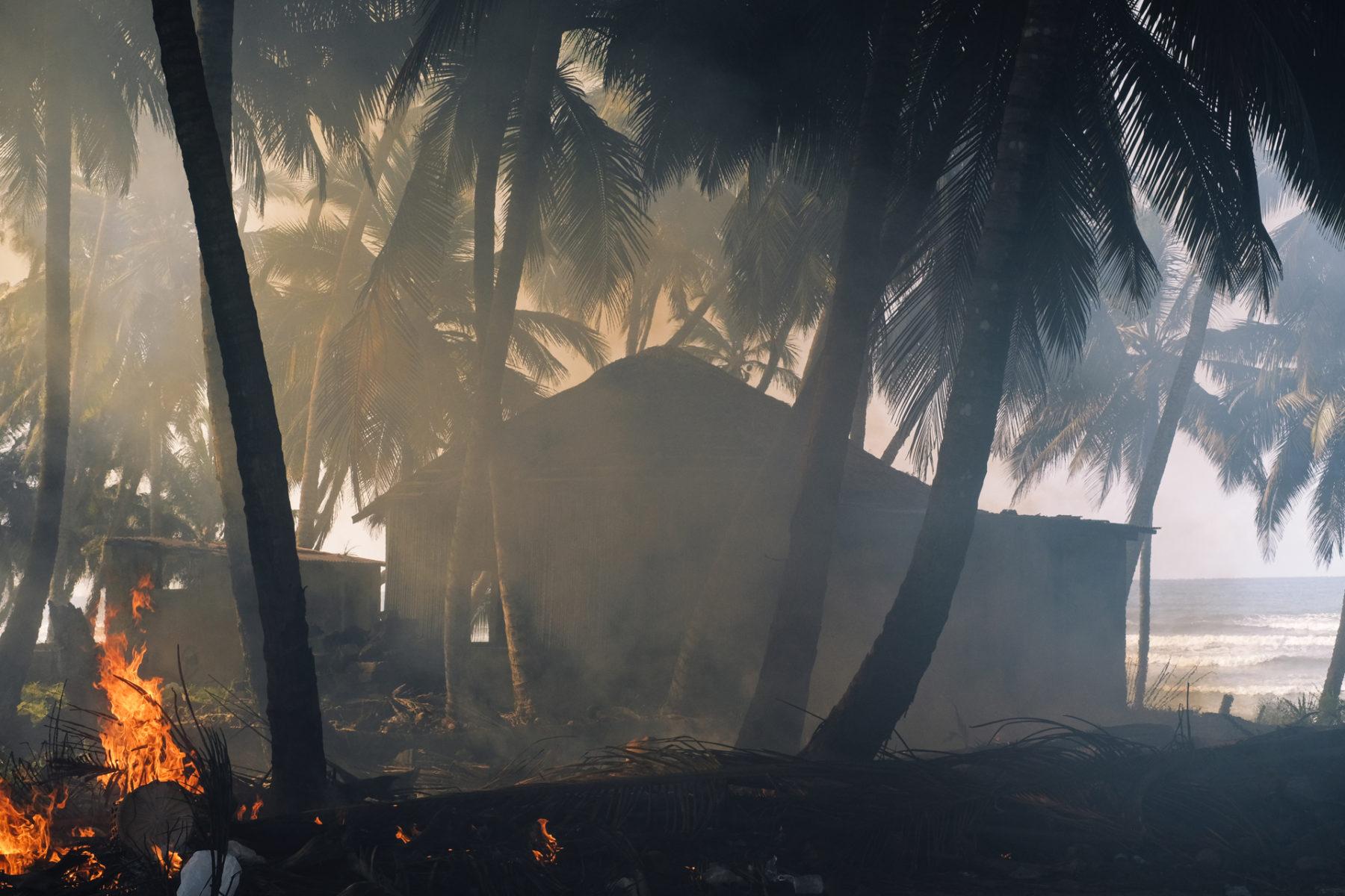 The Ghana Coast